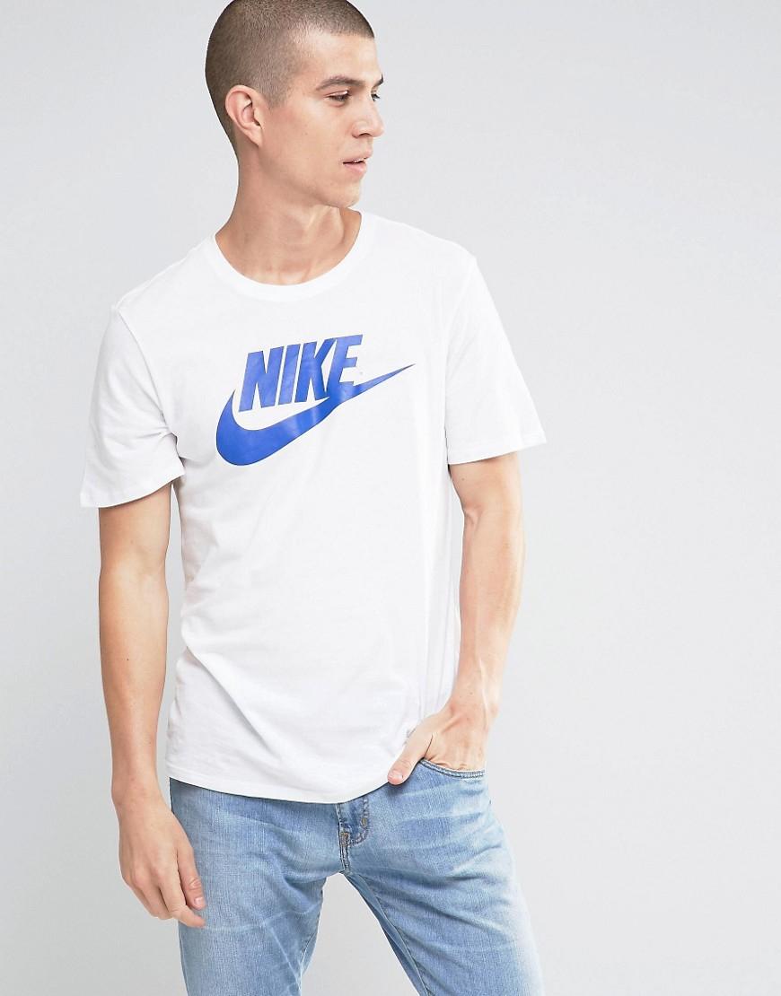 Nike Futura 827282-475 Débardeur Bleu Bleu
