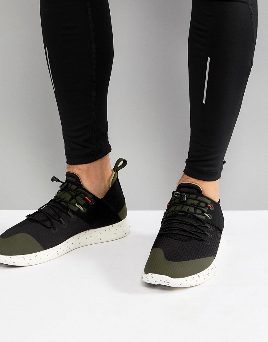 40cea9c638c Nike Free Run Commuter 2017 Utility Trainers In Black Ah6840-001 in ...