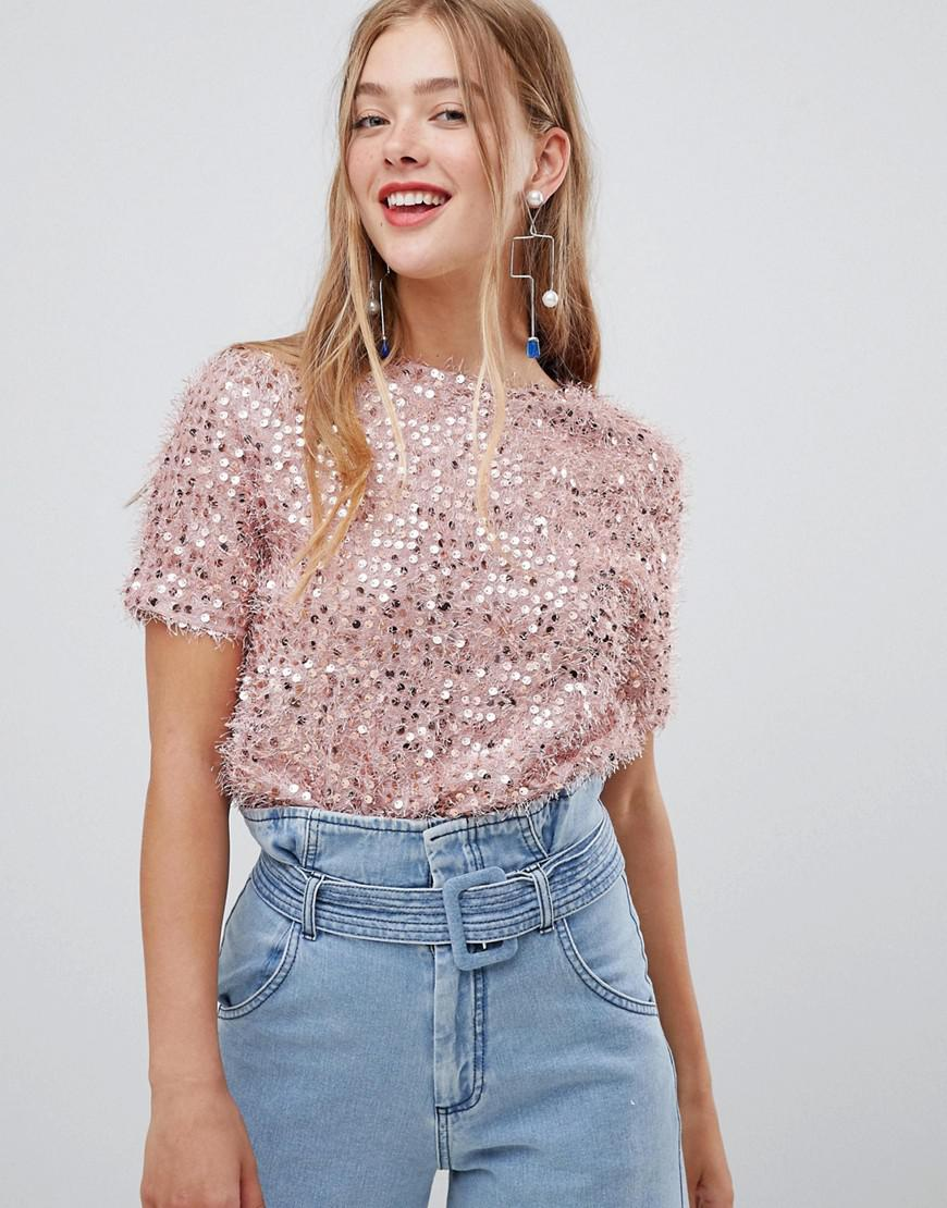 f605b6297c T Shirt With Baby Body Evian   Top Mode Depot