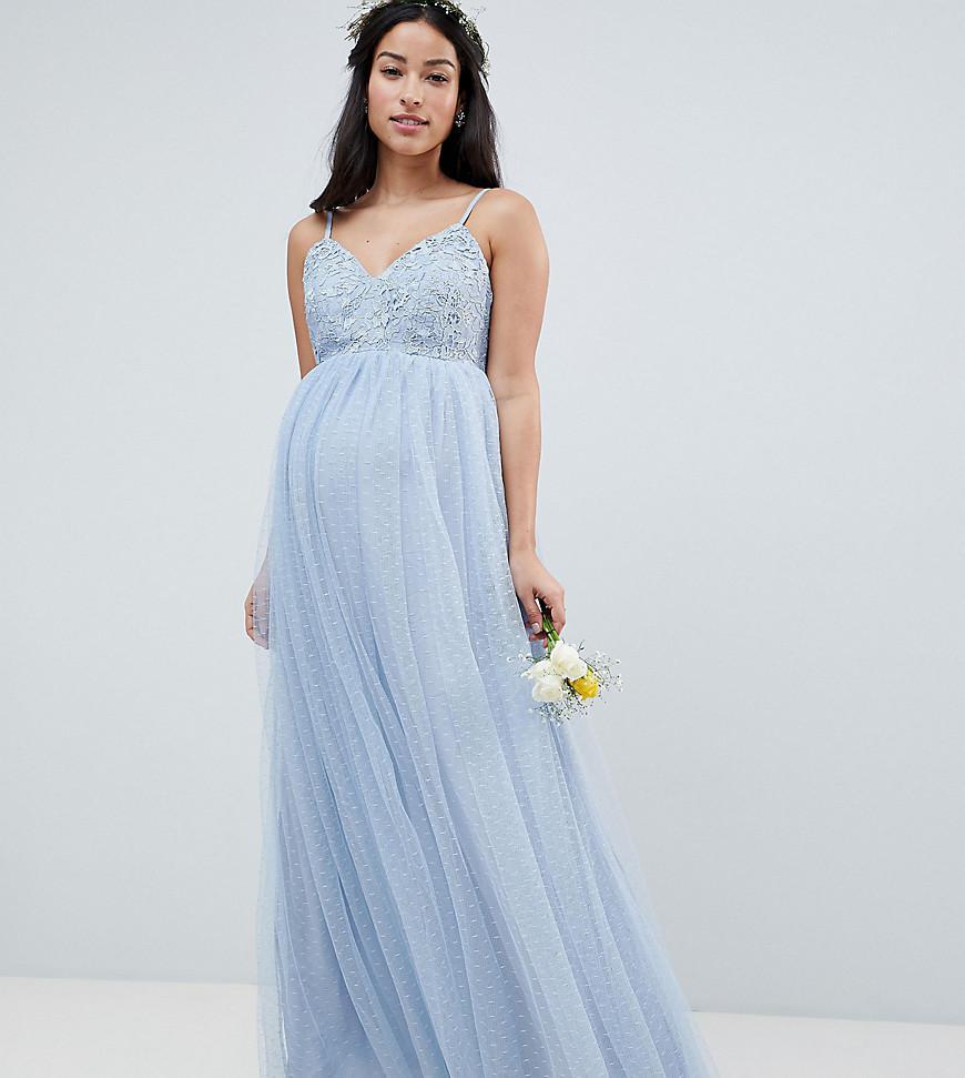 b2d5bdb54d2 Asos Blue And White Maternity Dress - Data Dynamic AG