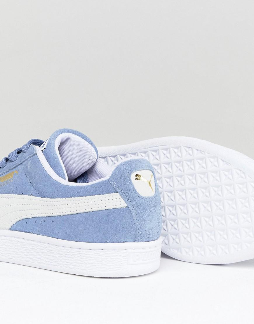 Puma Suede Classic Trainers In Blue 36534703 cheap best place FcToGxLpSR