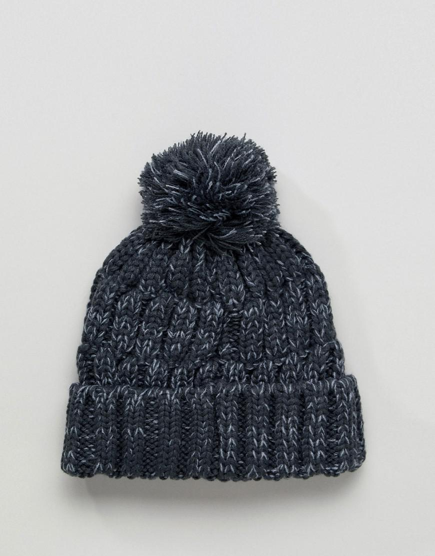 2eb325af77d Lyst - Original Penguin Straits Bobble Hat in Gray for Men