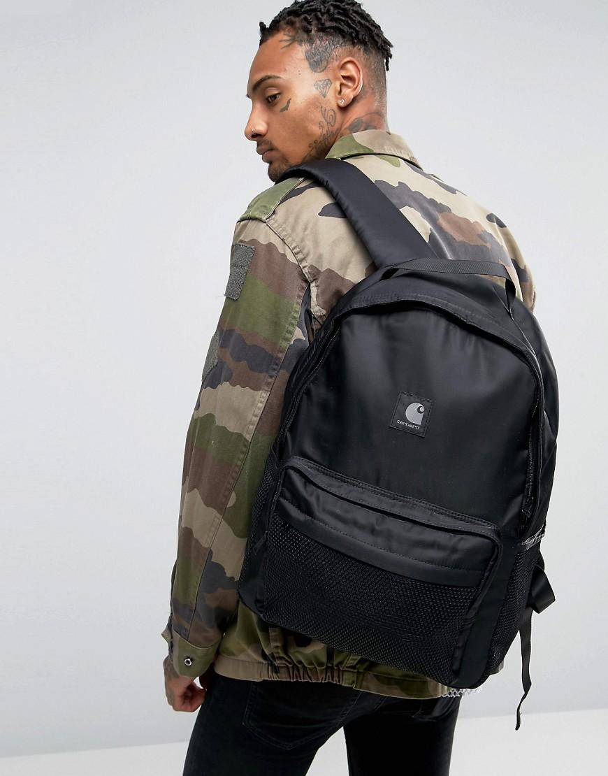 Lyst - Carhartt WIP Backpack Chambers - Black in Black for Men