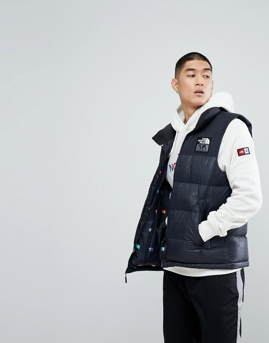 The North Face International Limited Capsule Nuptse Down Vest In ... fc8423fac