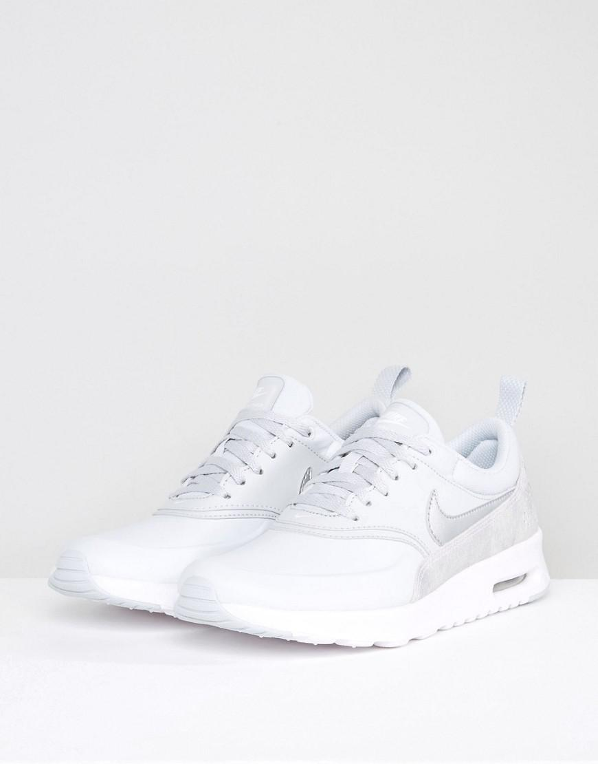 nice shoes hot sale online great quality italy nike air max thea gray asos 833c7 34f65