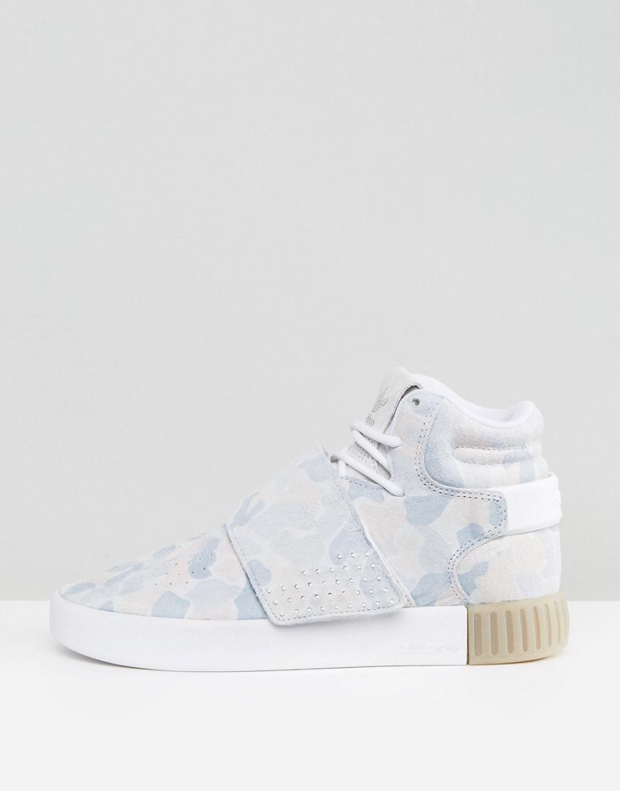354e4d70bc88 Tubular Tubular Sneakers In Camo Originals Doom Pastel Pastel Lyst Adidas  White OTqSCw6q
