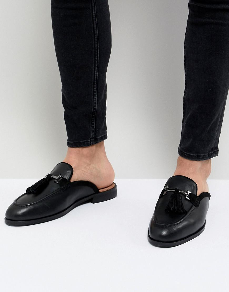 House Of Hounds Alvin Tassel Loafers - Navy House Of Hounds