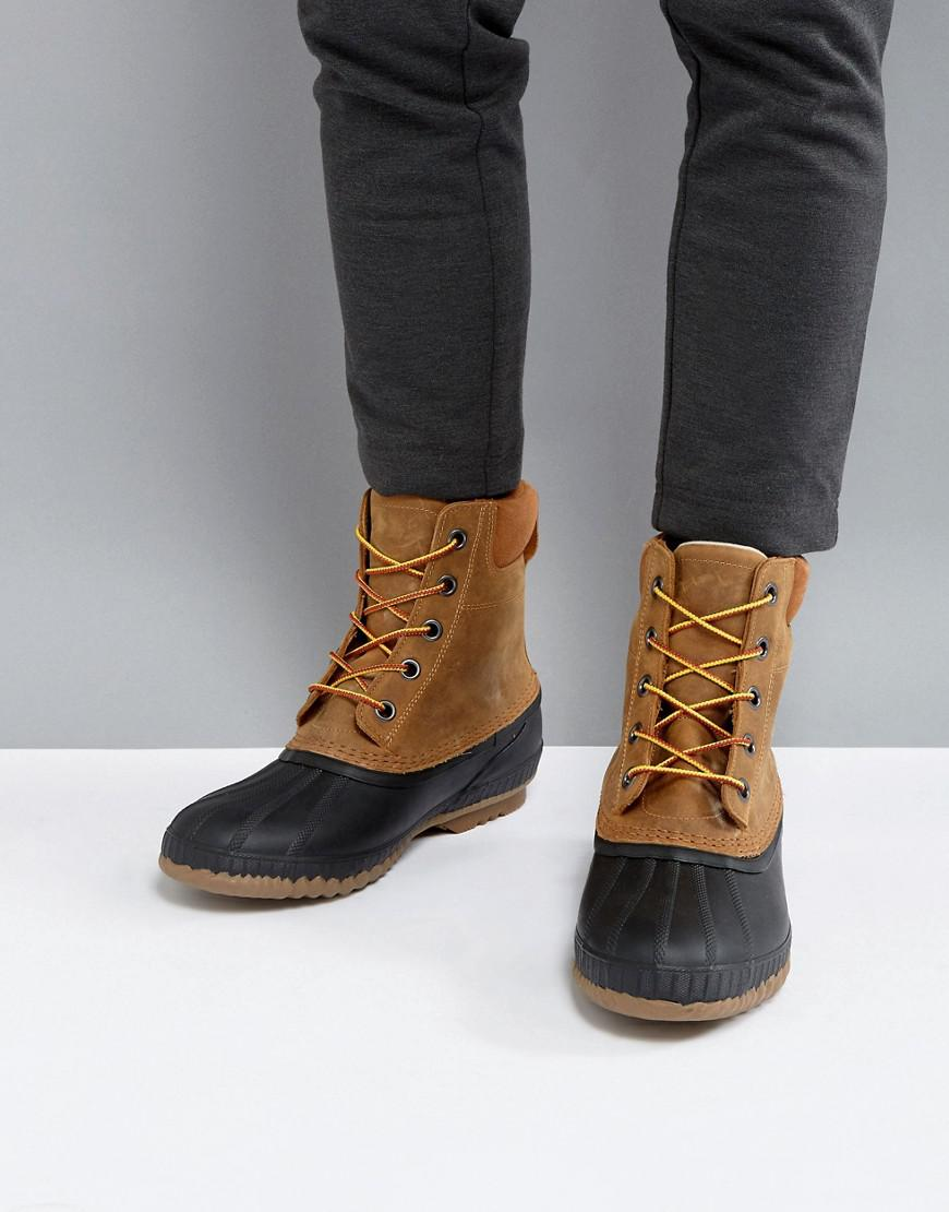 sorel Cheyanne II Canvas Lace-Up Boots