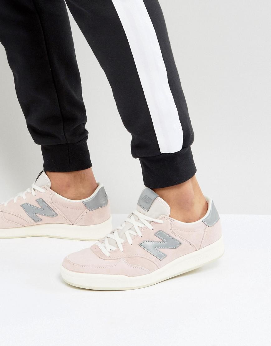 8ae0a5f333 New Balance Crt300 Court Trainers In Pink Crt300wd in Pink for Men ...