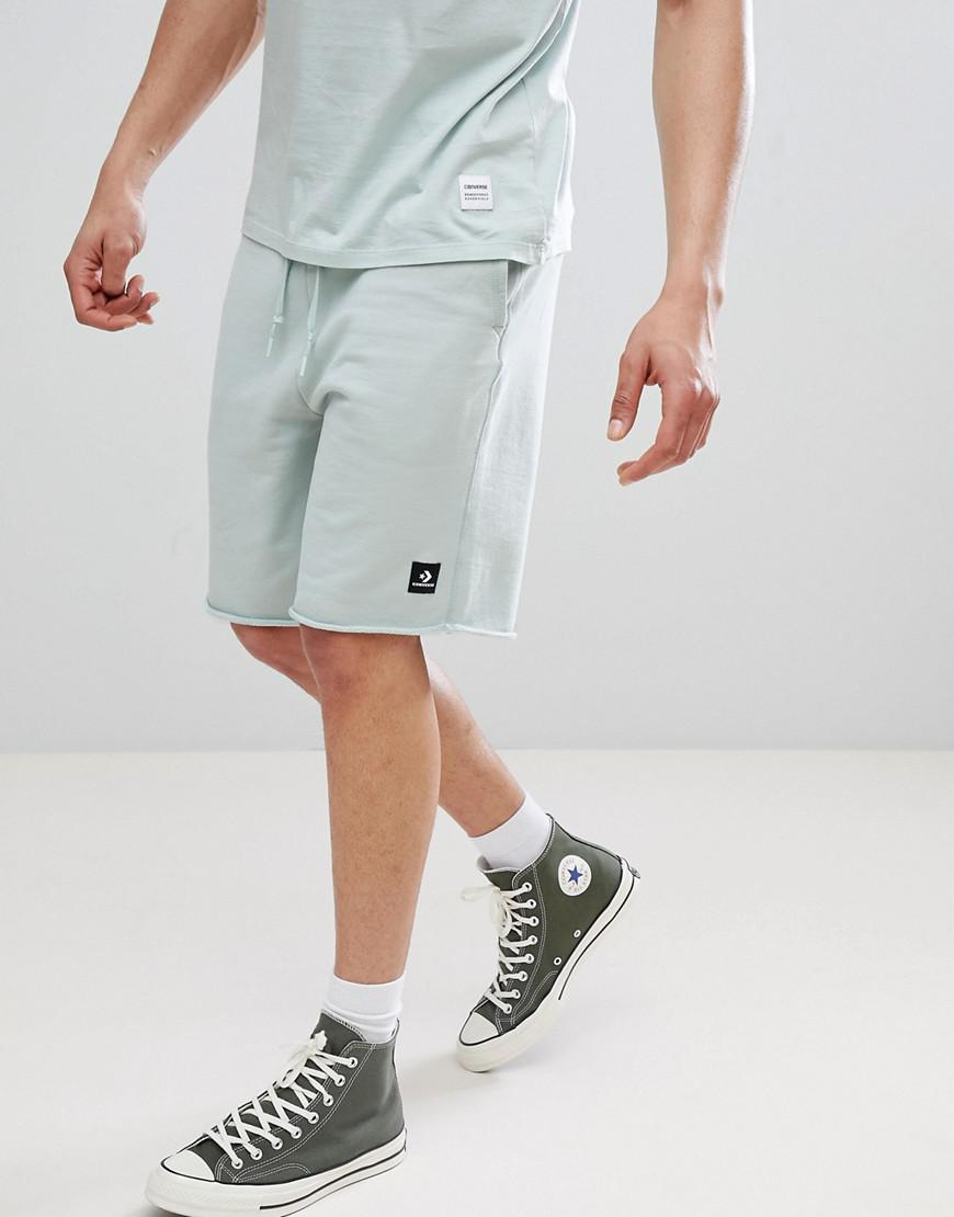Essentials Cut-Off Shorts In Green 10003347-A10 - Green Converse Authentic Cheap Online m6bu6wueIK
