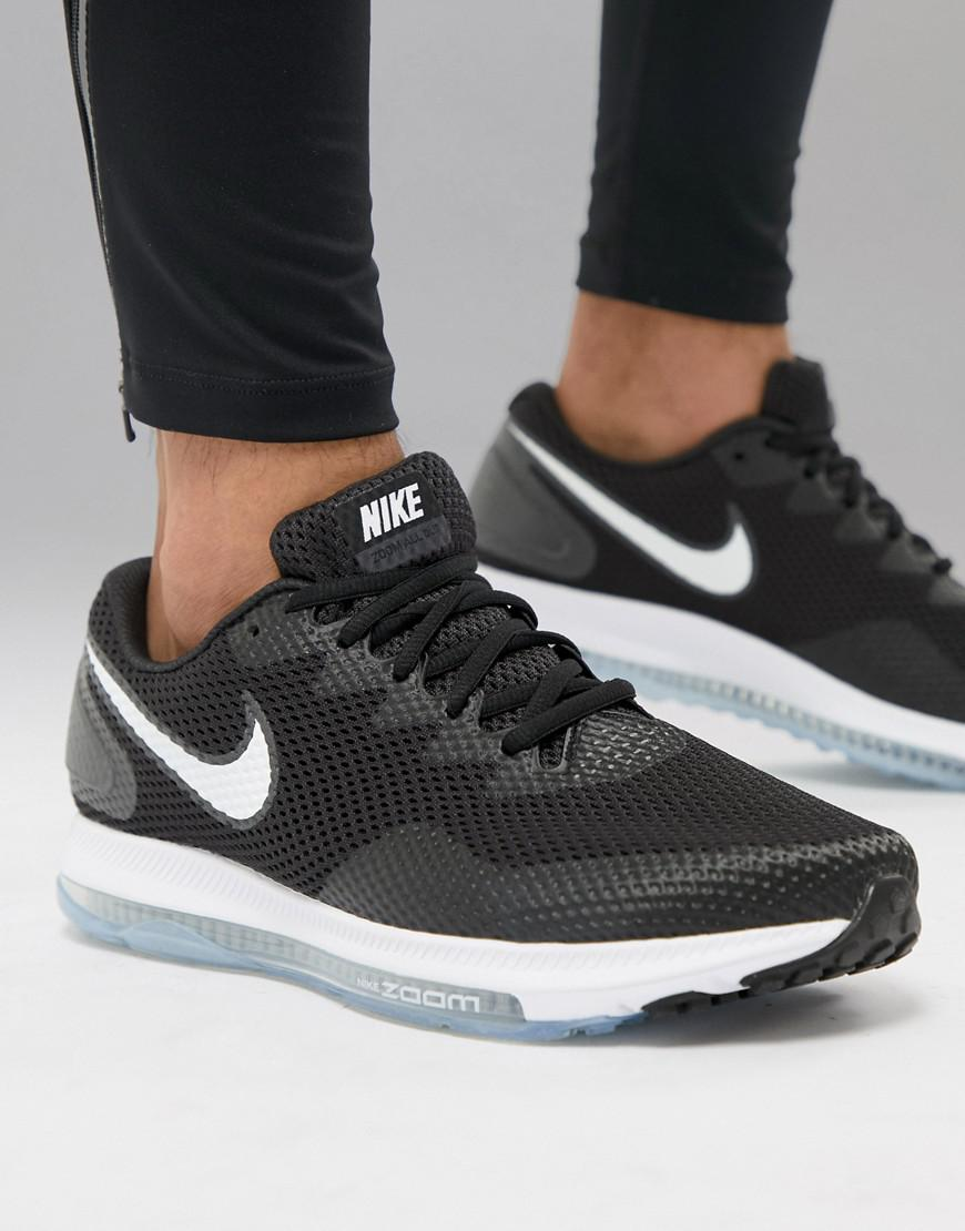 524befee54437 ... amazon more photos 3e395 51761 nike zoom all out low 2 trainers in  black aj0035 c8dd1