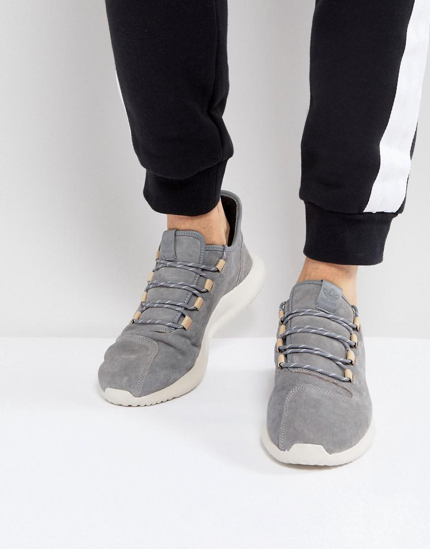 quality design 7a72a 26677 Gray Adidas By3569 Shadow Grey For Tubular Trainers In Originals rTrwvqF0