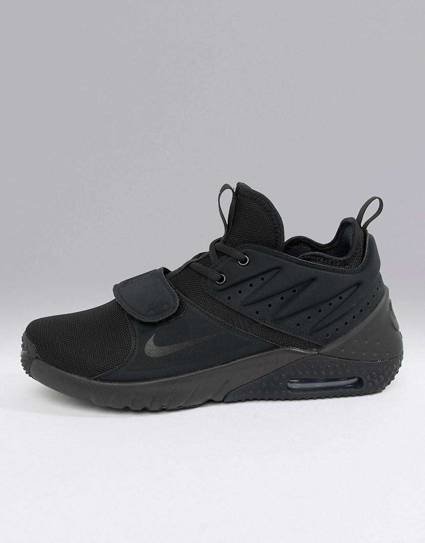 52b7847fa7 ... workout shoe; nike air max trainer 1 in triple black ao0835 001 in black  for men lyst