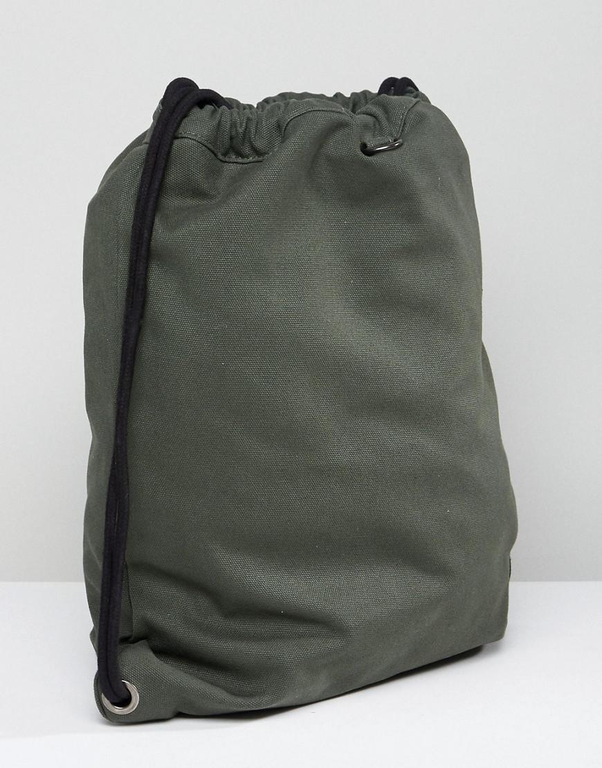 Lyst - Mi-Pac Canvas Kit Bag In Khaki in Green for Men 8f30fcb60fe47