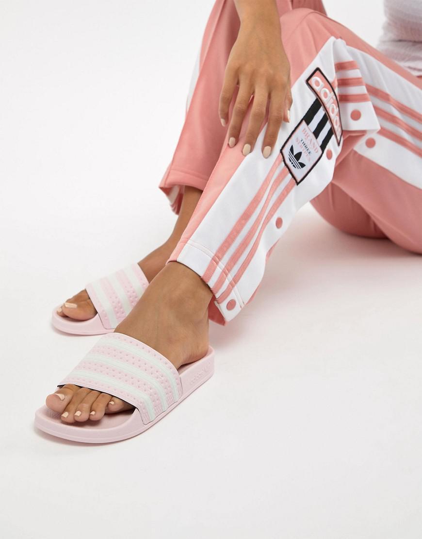 info for dc329 05c04 adidas Originals. Women s Adilette Slider ...