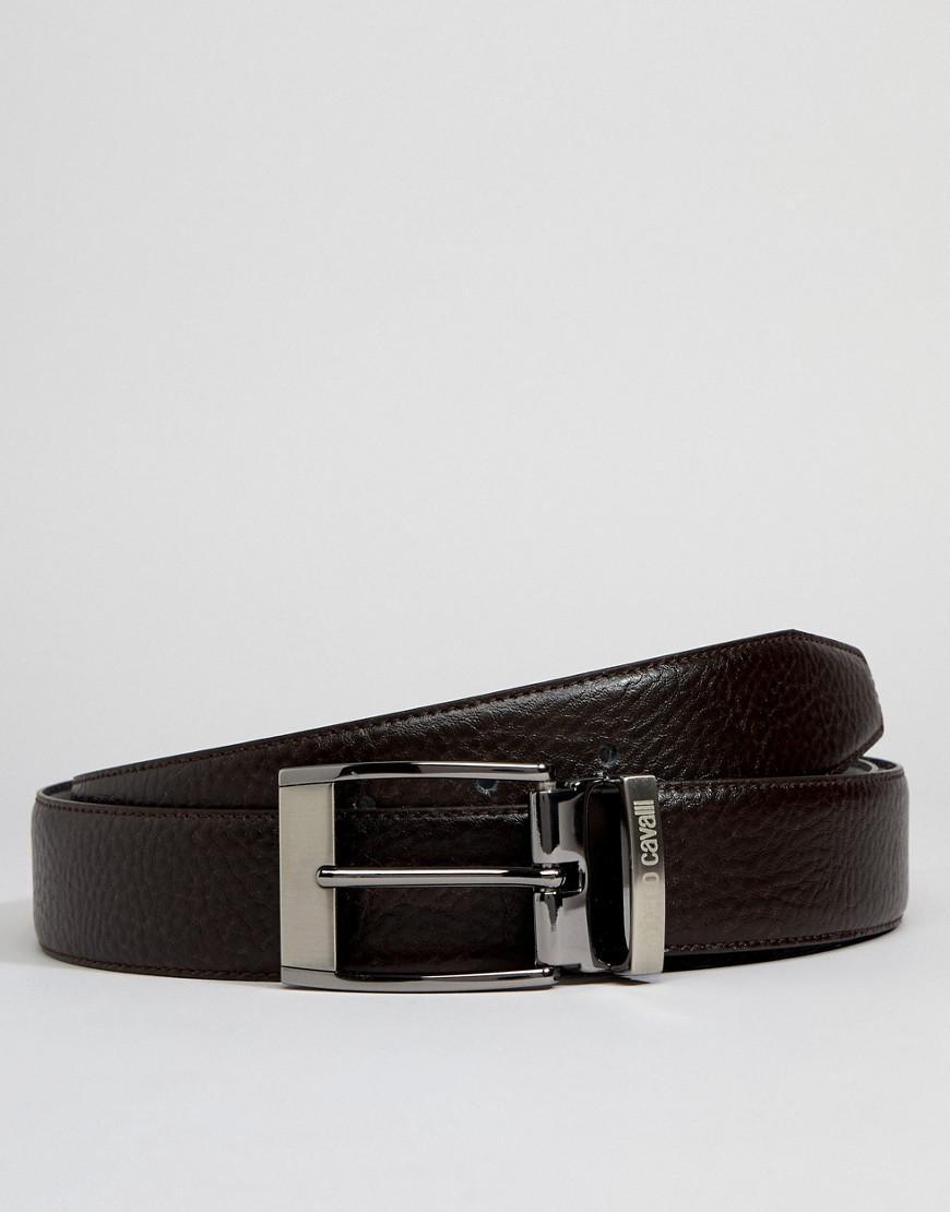 Checked Leather Belt - Black ? Vérifié Ceinture En Cuir - Noir? La Gar?onne La Gar? Onne jlz6BH