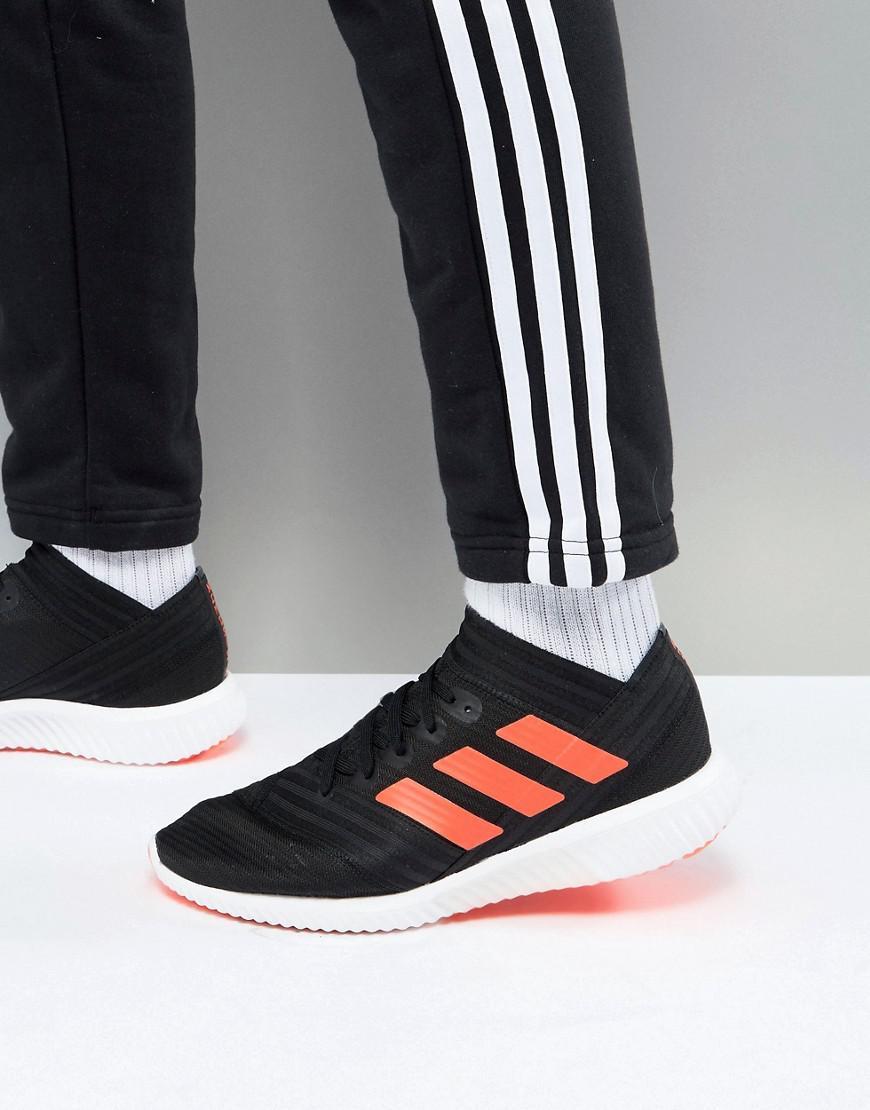 adidas. Men's Football Nemeziz Tango Trainers 17.1 In Black Cp9115