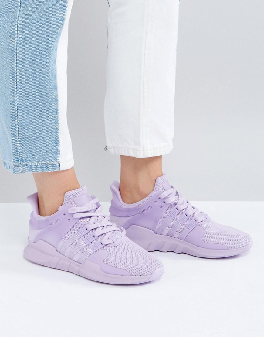 official photos 5cf65 dc0c9 Adidas Originals - Purple Originals Eqt Support Adv Sneaker In Lilac - Lyst
