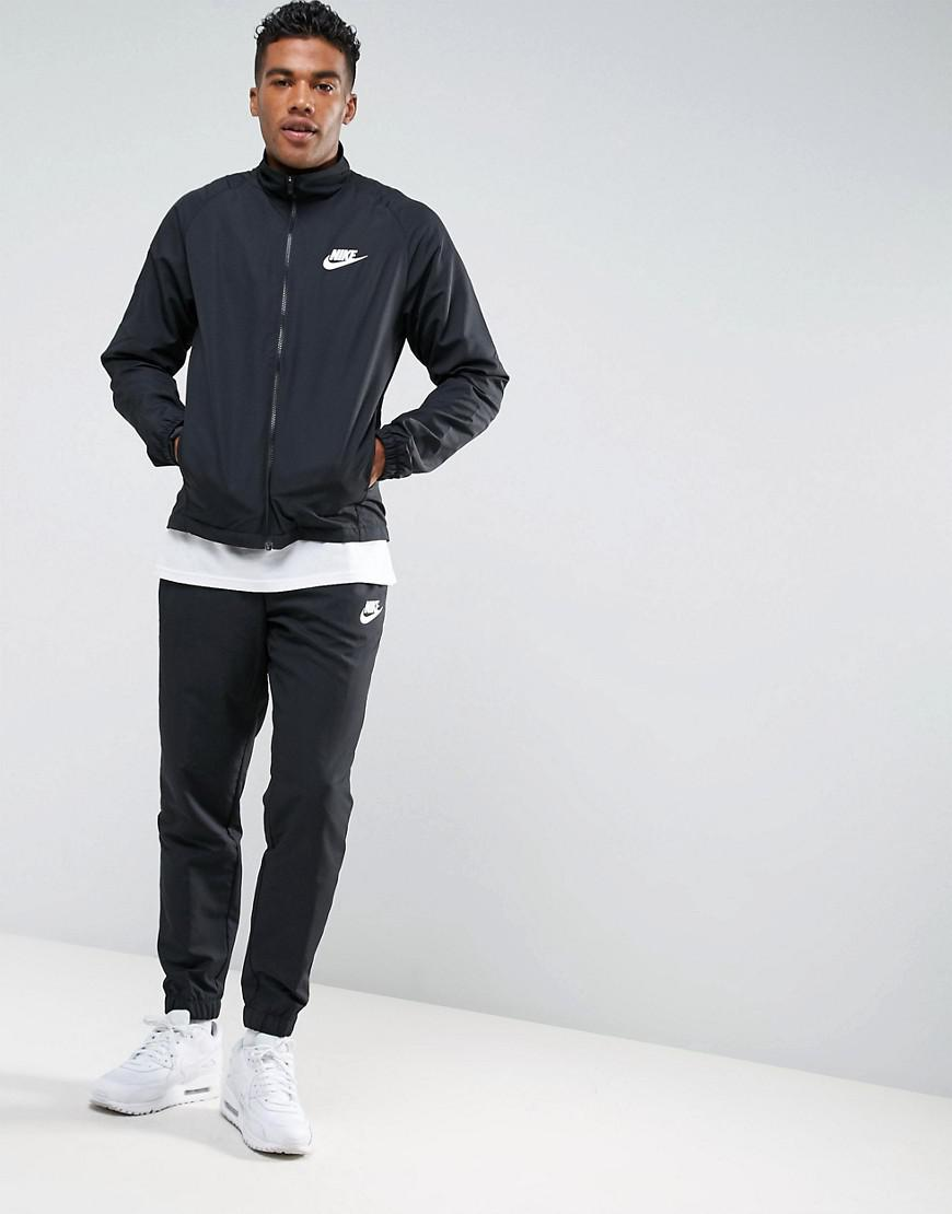 Nike. Men's Tracksuit Set ...