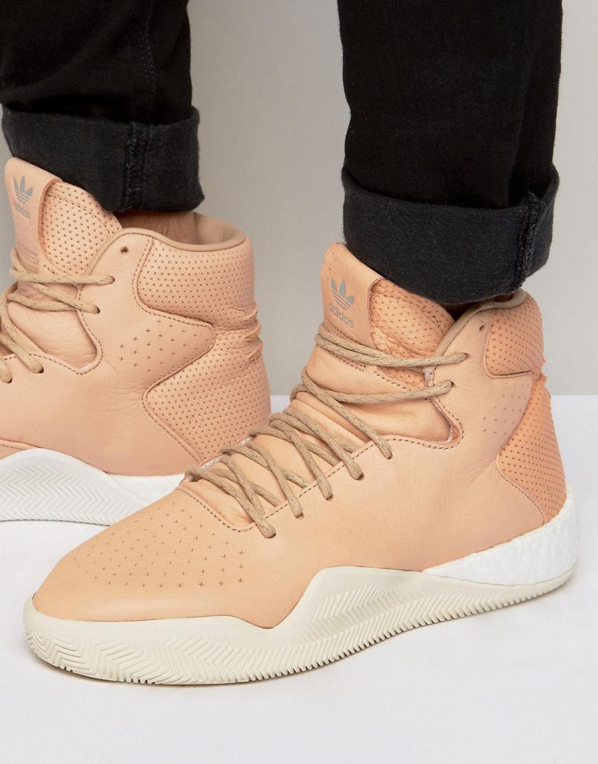 Lyst adidas Originals tubular bb8400 instinto Bo zapatilla en color rosa