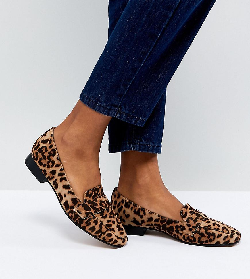 Looking For For Sale MALBEC Wide Fit Flat Shoes - Mink velvet Asos Cheap Best Place Sale Official Outlet Extremely 3HdoLfF57r