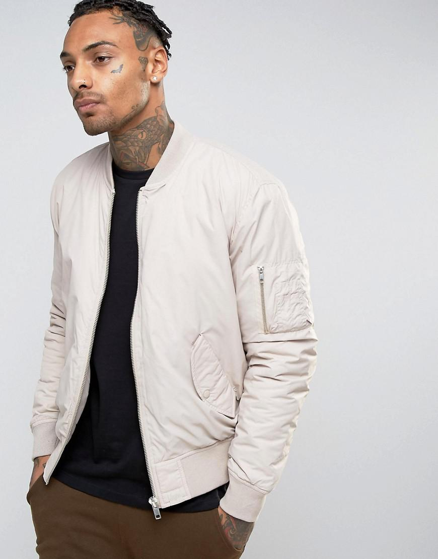 Hype Ma1 Bomber Jacket for Men | Lyst