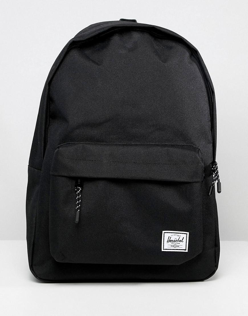 a3e5155aa3db Lyst - Herschel Supply Co. Herschel Classic Volume Black Backpack in ...