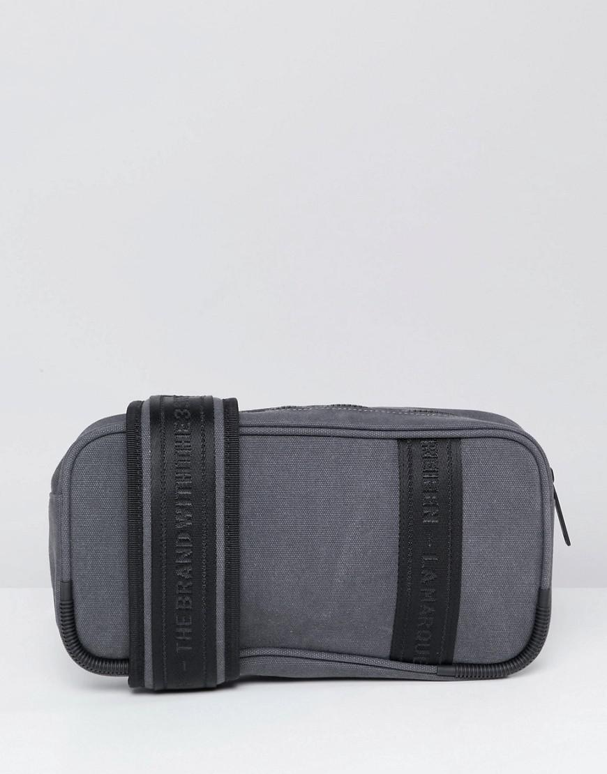f2e432f4c33 ... Lyst  new concept 47cf9 6a02b Adidas Originals Nmd Cross Body Bag In  Grey Ce2380 in Gray for ...