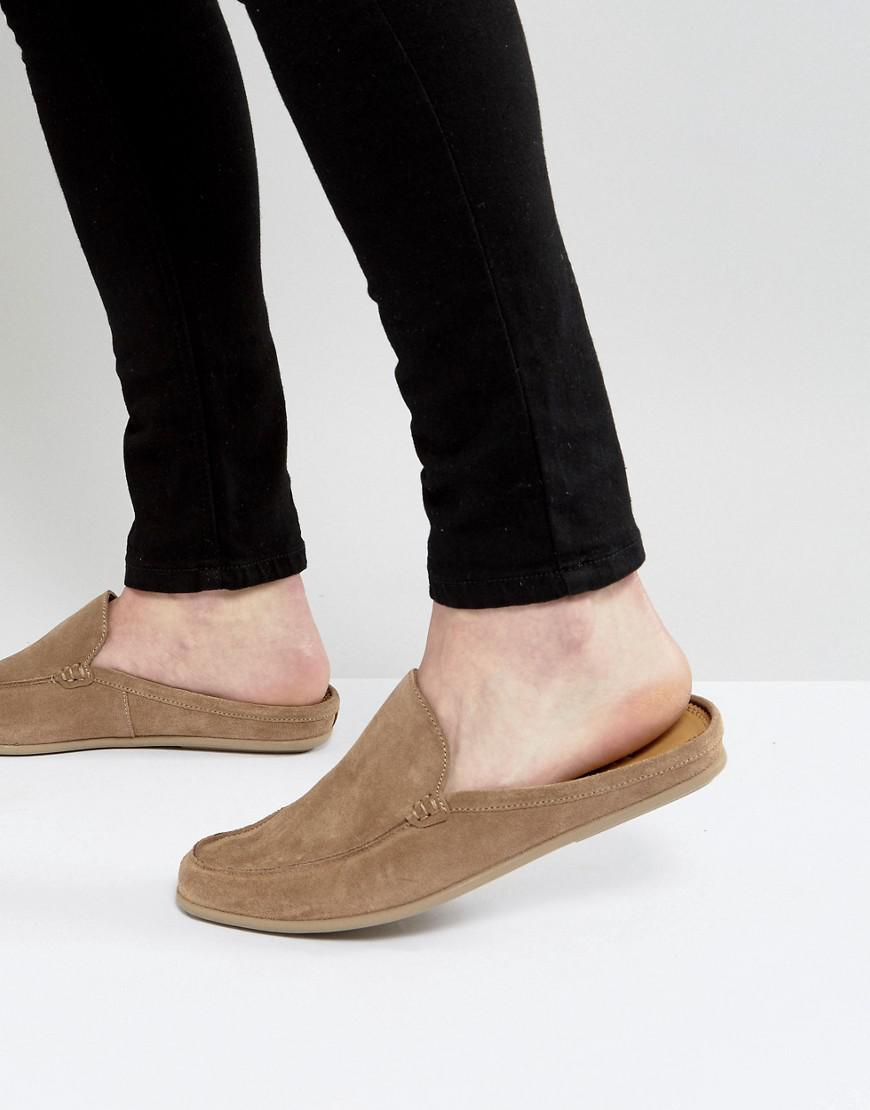 05f4d1e1545 Aldo Alan Slip On Loafers in Natural for Men - Lyst