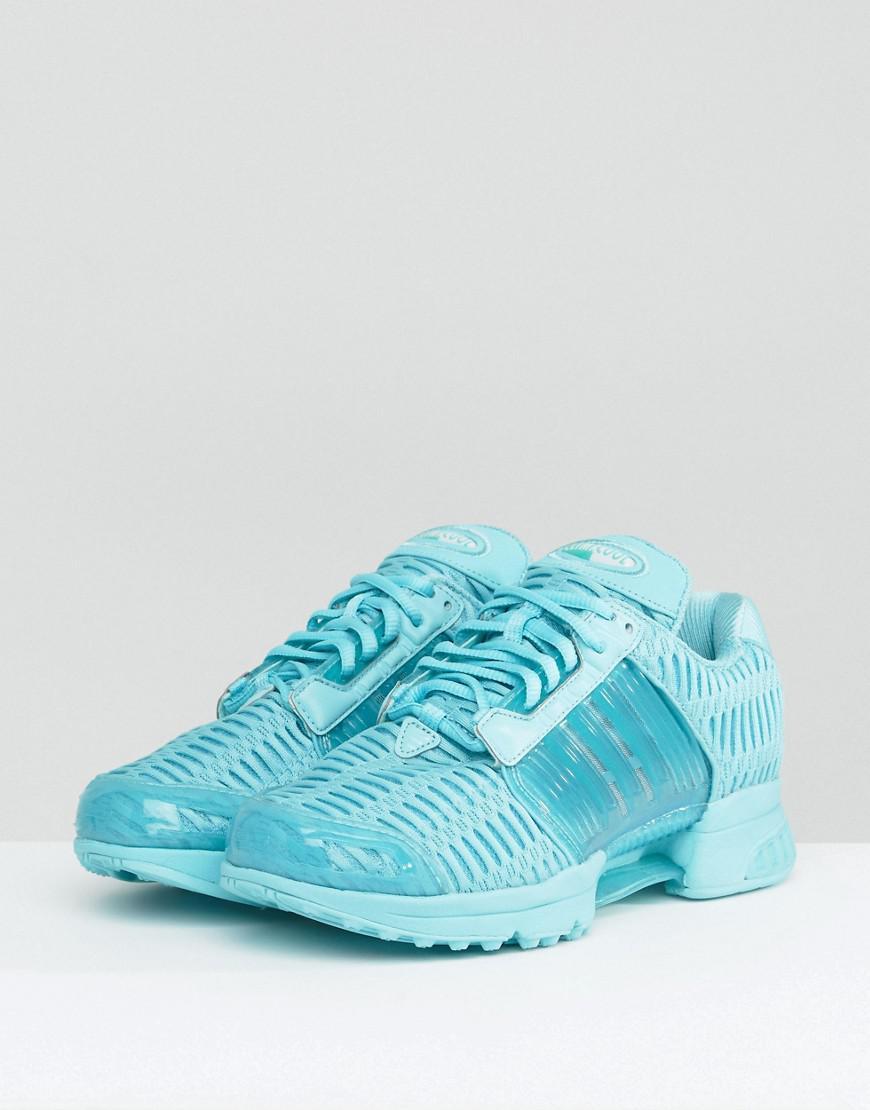 1d3bbd121ccca3 Lyst - Adidas Originals Originals Mint Climacool Trainers in Green