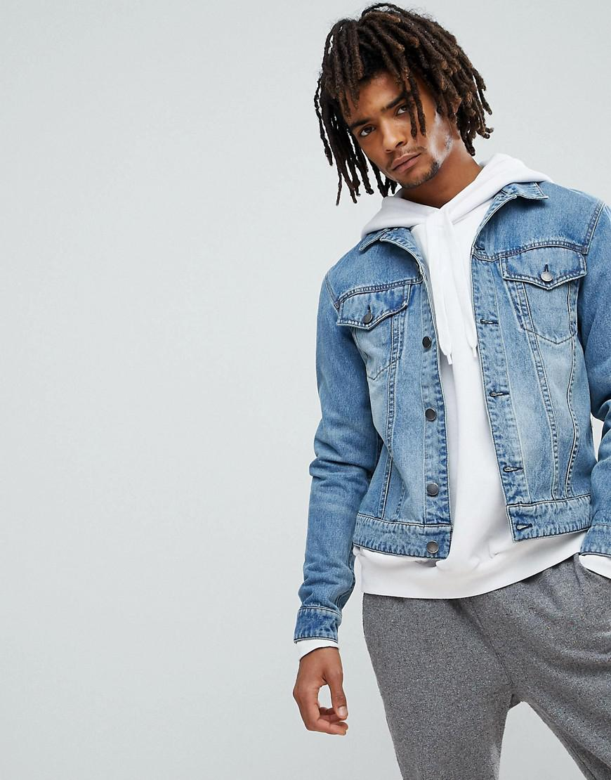 Buy low price, high quality denim jackets with worldwide shipping on coolmfilb6.gq