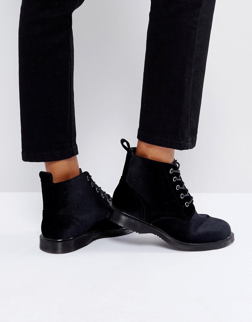 Truffle Collection Side Zip Chunky Heel Boot MSVW2GI