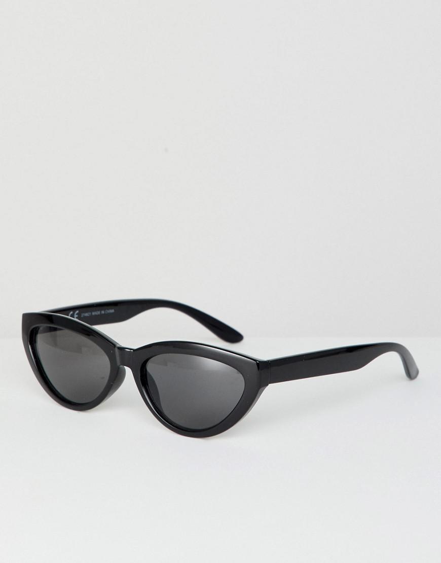 741967f59fb Weekday Arrival Cateye in Black for Men - Lyst