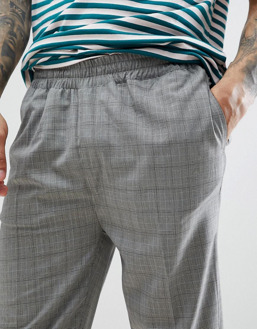 a7d01b85bd86 Lyst - Pantalon carreaux Bellfield pour homme en coloris Neutre