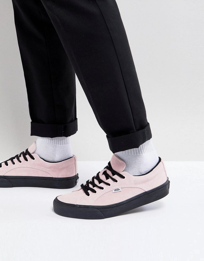 Vans Lampin Sneakers In Pink Va38fiqlr in Pink for Men - Save 56% - Lyst 5e2221eef