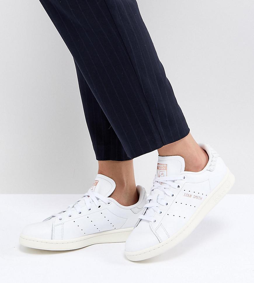 Adidas Originals Originals Stan Smith formadores con reptil espalda