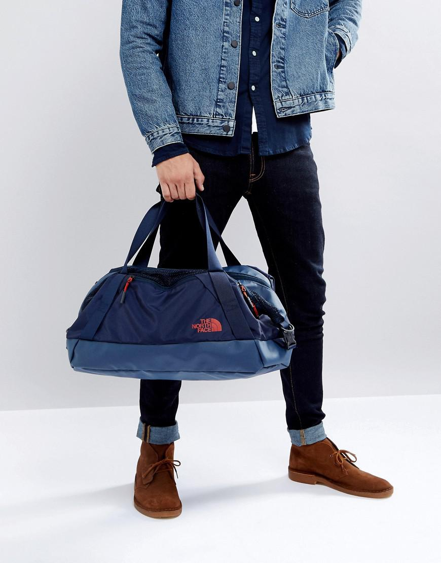 e1c13f9ea7 Lyst - The North Face Apex Duffel Bag Small 32 Litres In Navy in ...