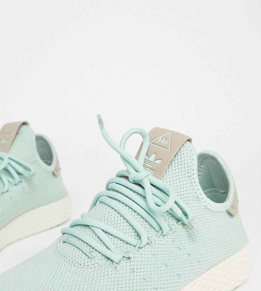 c26712d988859 Lyst - adidas Originals Pharrell Williams Tennis Hu Sneakers In ...