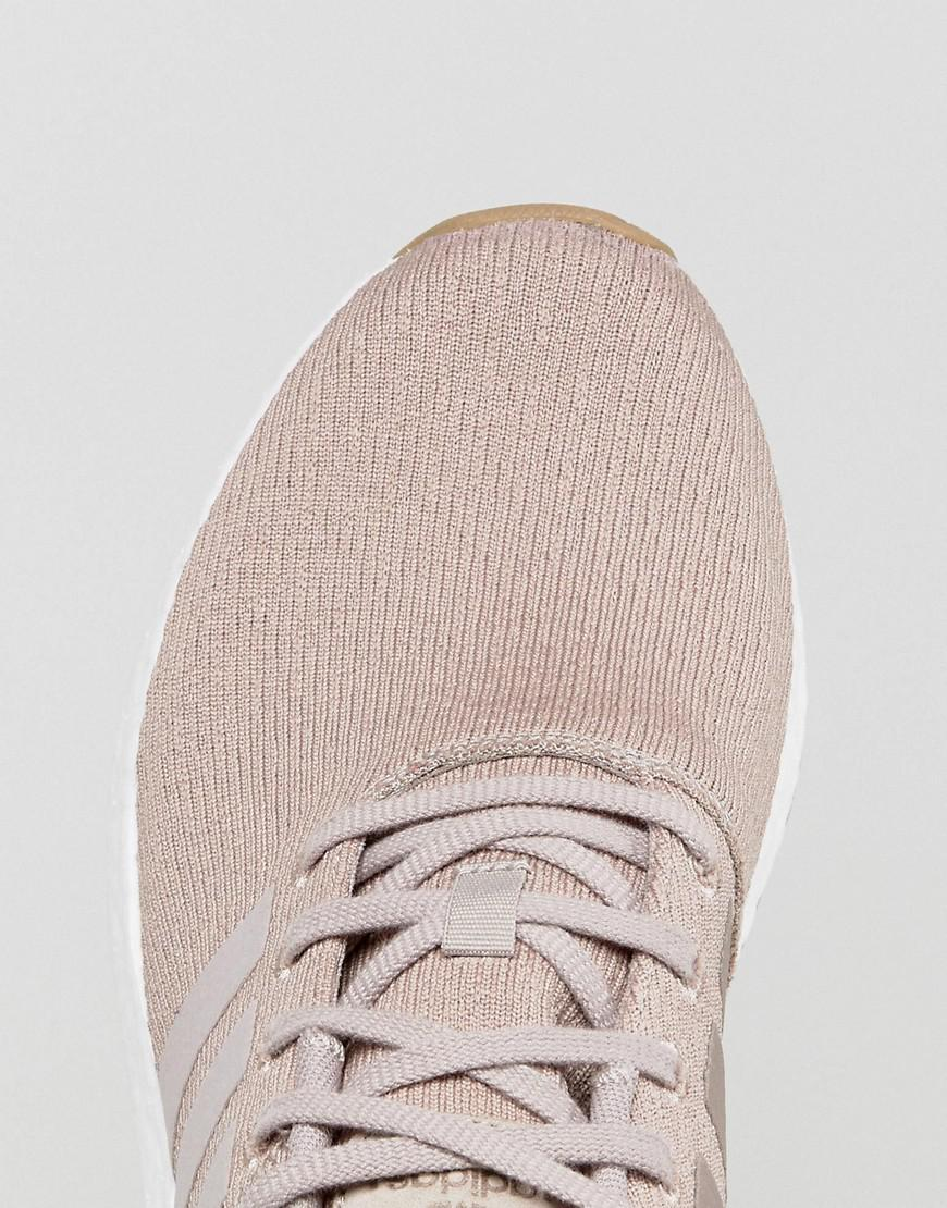 02e606277603e Lyst - adidas Originals Nmd R2 Sneakers In Beige Cq2399 in Gray for Men