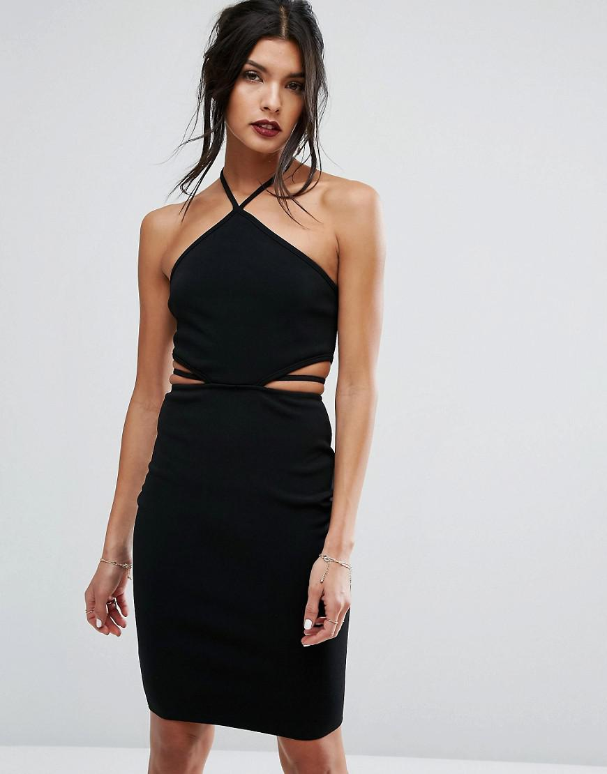 Buy Cheap Visa Payment Discount Footlocker India Rosa Tie Dress - Black Bec&bridge Low Cost Online OFz3EvZ