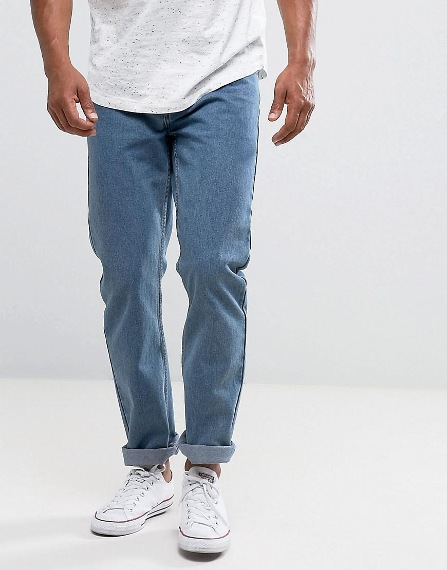 Loyalty and Faith PLUS Straight Fit Konfer Jeans - Blue Loyalty & Faith Cheap Sale Limited Edition y3yIDio