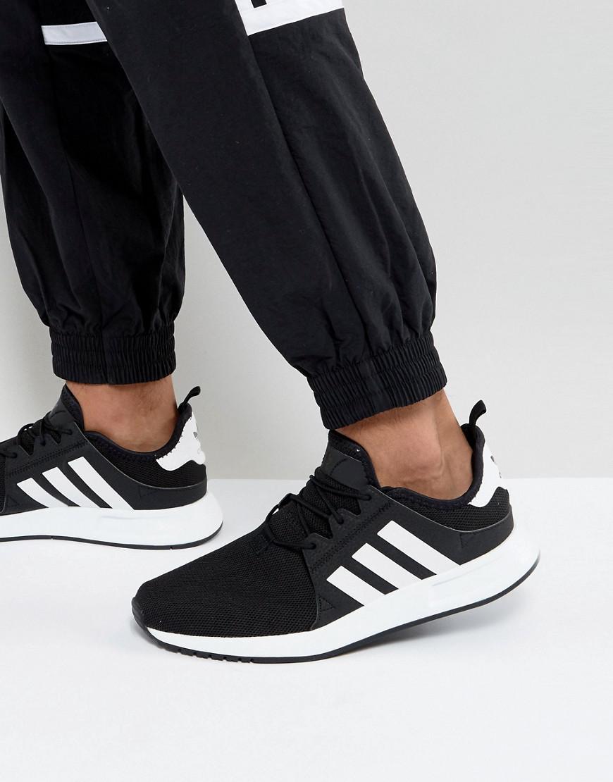 Originaux Adidas X Plr Formateurs De Démarrage Dans Bz0671 Noir - Noir v02VsNQ