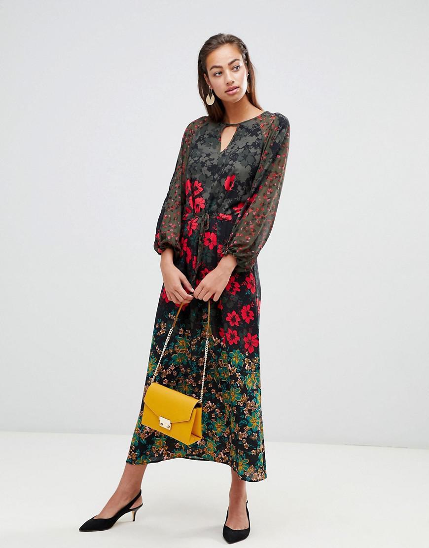d5291cce5e Sisley. Women s Floral Maxi Dress