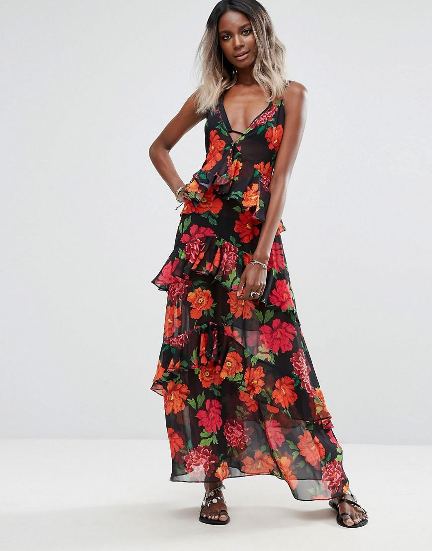a2ac01ed1d0 Gallery. Previously sold at  ASOS · Women s Tiered Dresses ...