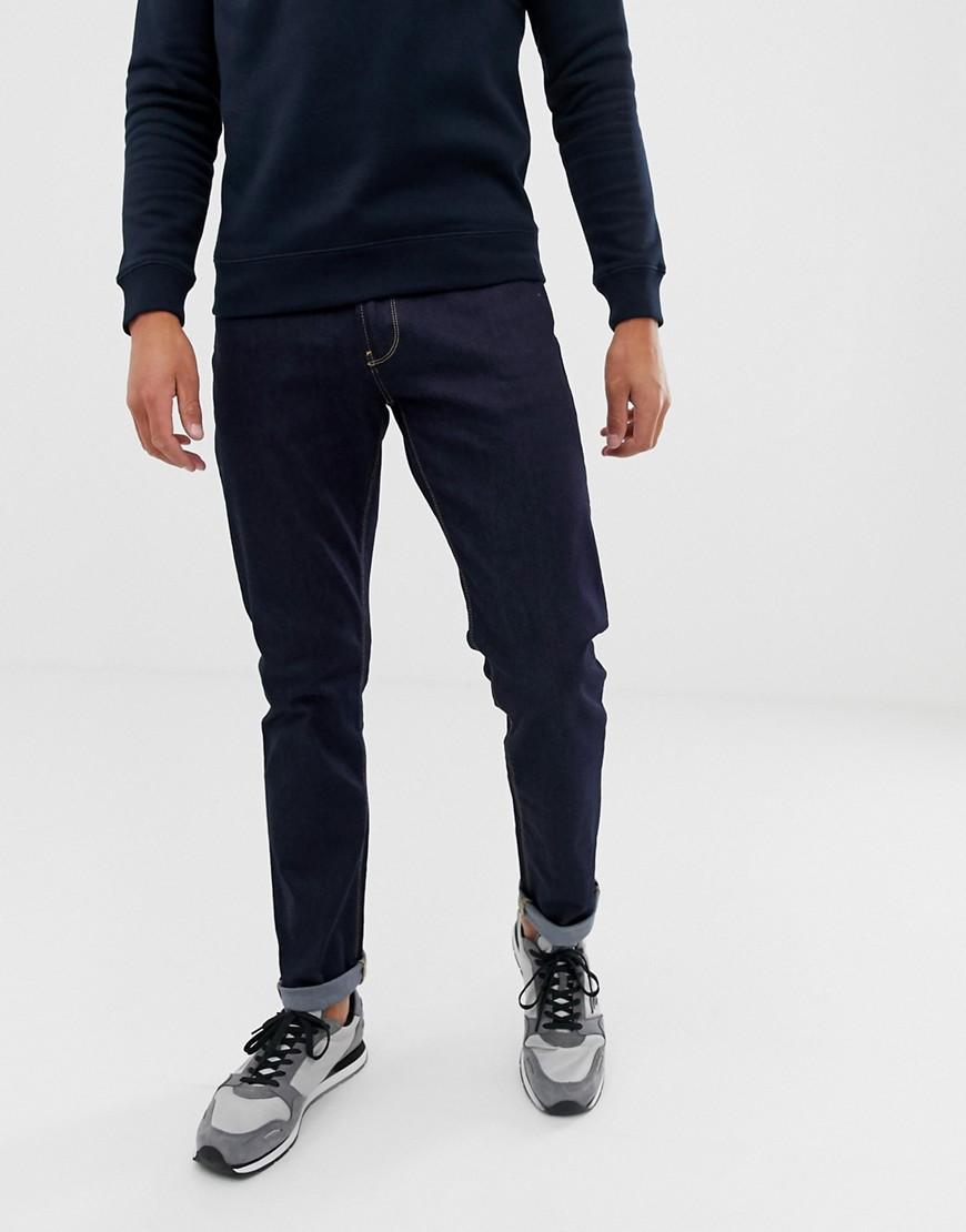 e39e1ca13ddea Lyst - Emporio Armani J06 Slim Fit Dark Wash Jeans in Blue for Men
