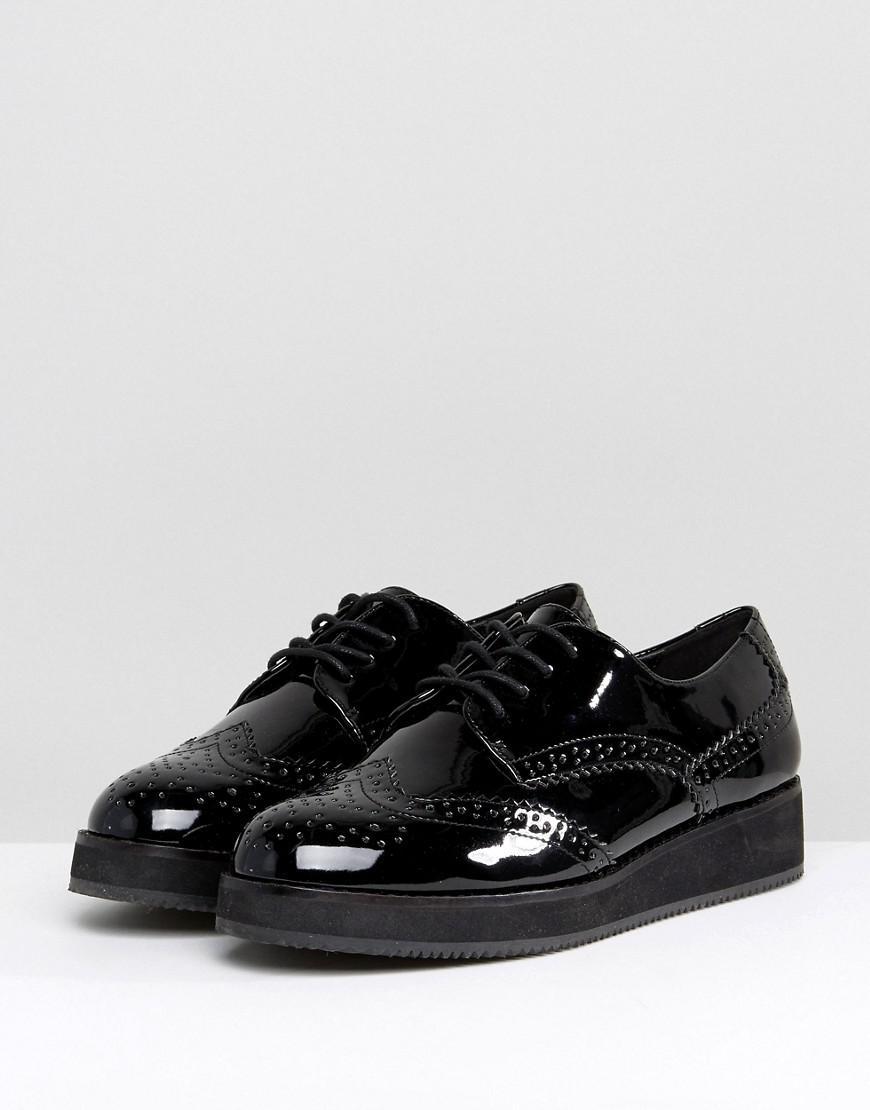 Carvela Flatform Lace Up Shoe AkPooIF5ON