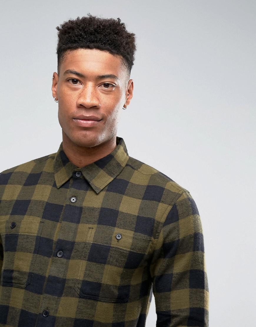 Amazon Sale Online TALL Buffalo Check Shirt - Green D-Struct Cheapest Cheap Sale Footlocker Finishline Cheap Sale Really 1oaZx0G