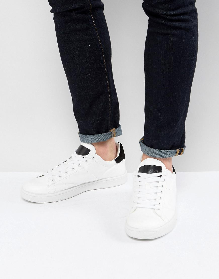 2076f90058bd Religion Shoreditch Trainers In White in White for Men - Lyst