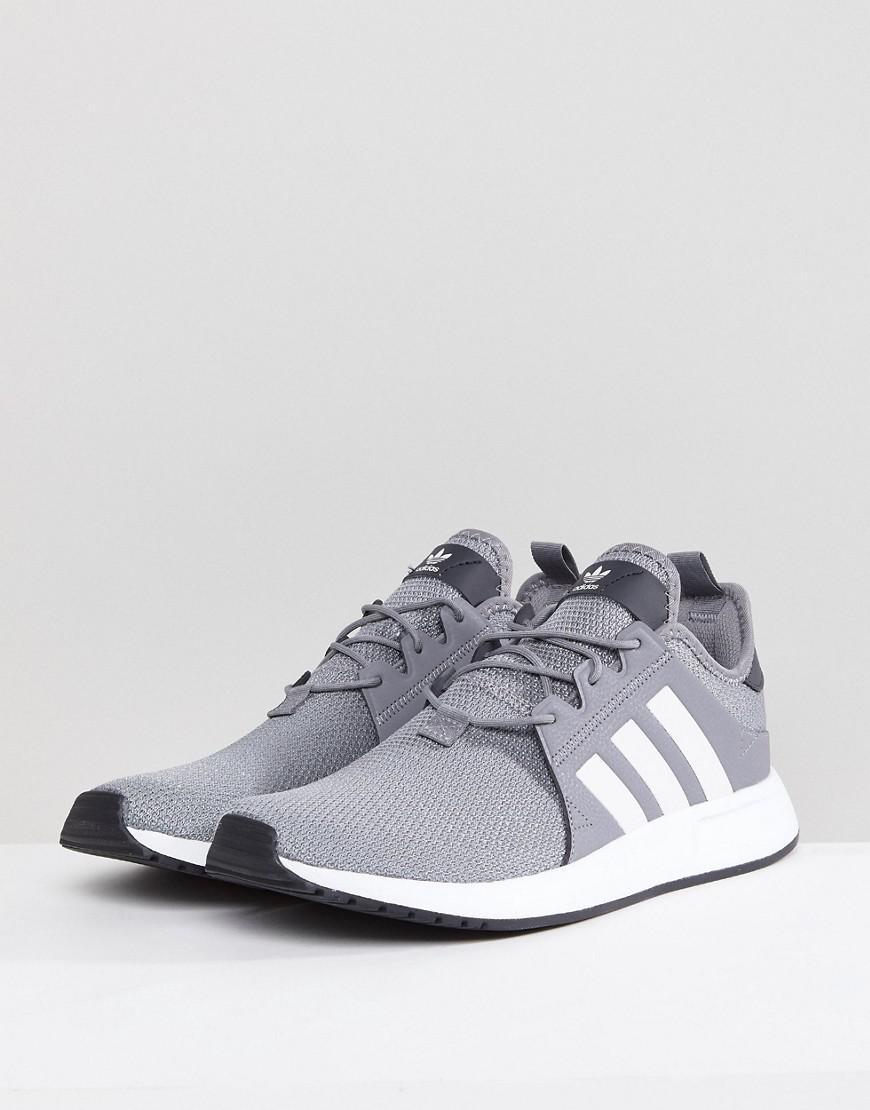 839bdc7c562 adidas Originals X Plr Sneakers In Grey Cq2408 in Gray for Men - Lyst