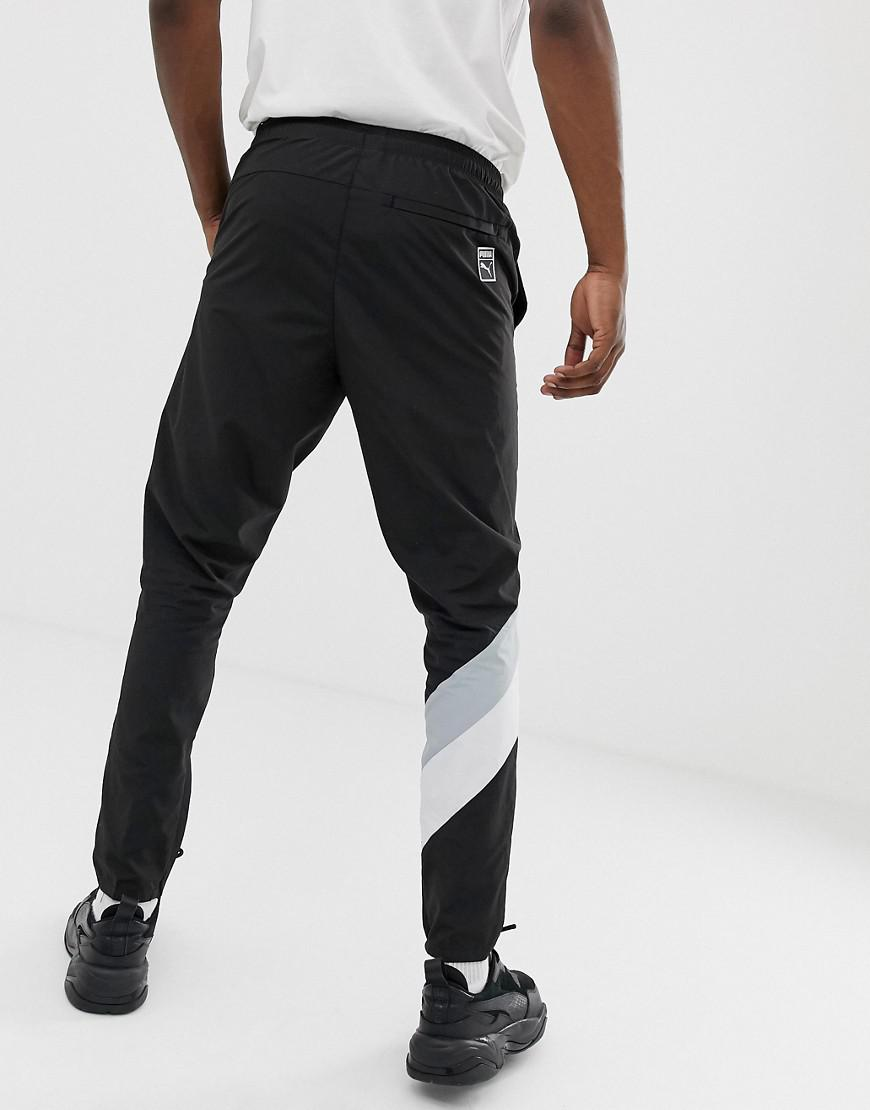 3f11bb1023fa Lyst - PUMA Heritage Pants in Black for Men - Save 39%